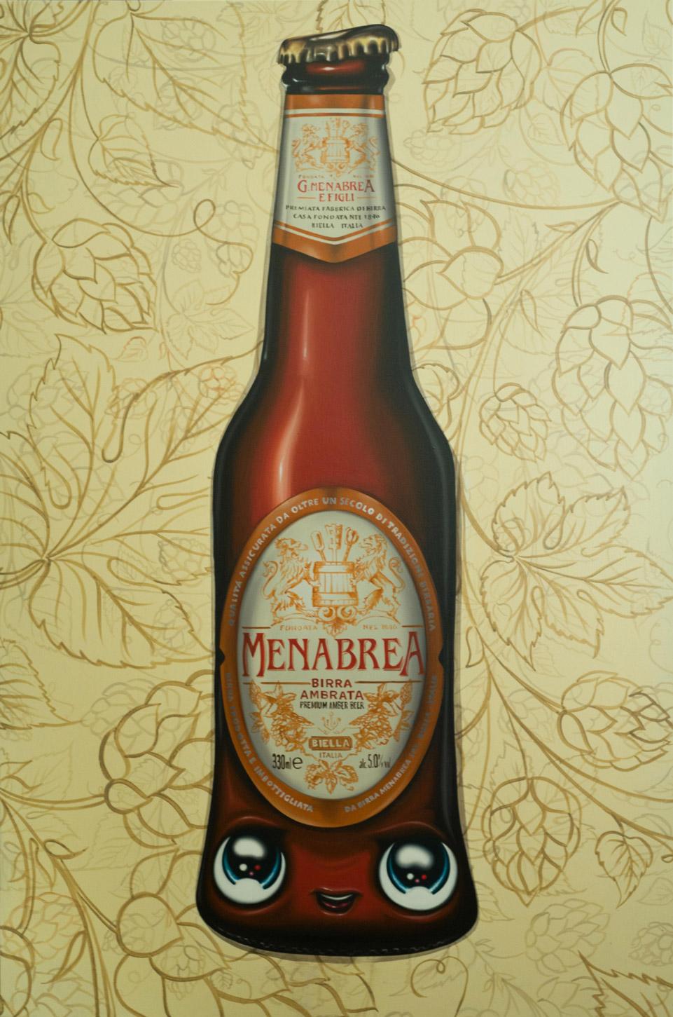 MAX-FERRIGNO-Menabreas-bottle-acrilico-su-tela-80×120